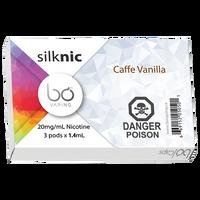 "BO Vaping - ""Cafe Vanilla by Silknic BO Cap (3/PK)"""
