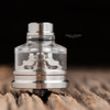 "Bell Vape by Chris Mun - ""Bell Cap Slam for Entheon by Psyclone Mods"", Polished. Drip tip, atomizer, and beauty ring are not included in sale, and shown for demonstration purposes only."