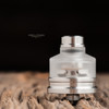 "Bell Vape by Chris Mun - ""Bell Cap Slam for Entheon by Psyclone Mods"", Unolished. Drip tip, atomizer, and beauty ring are not included in sale, and shown for demonstration purposes only."