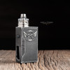 "Bell Vape by Chris Mun - ""Bell Cap Slam for Entheon by Psyclone Mods"", Polished. Drip tip, atomizer, beauty ring, and mod are not included in sale, and shown for demonstration purposes only."
