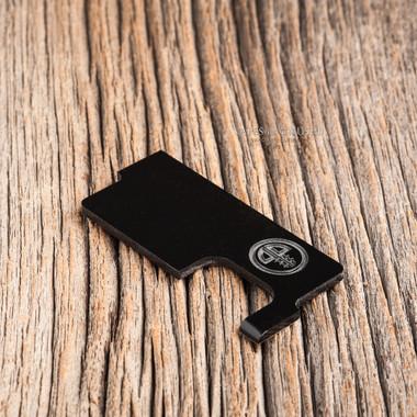 "Proteus Progeks - ""Black Acrylic Door for SQNK Ultem & Final Breed"""