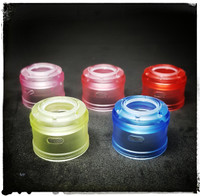 "BB Vapes Brvnd - ""Coloured Clear Cap for the B2K RSA"""