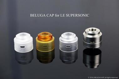 """Beluga Vape - """"Le Supersonic Beluga Cap"""""""