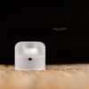 "Bell Vape by Chris Mun - ""Bell Cap for Hussar RDA v1.0 by Hussar Vapes"", Frosted."
