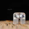 "Bell Vape by Chris Mun - ""Bell Cap for Hussar RDA v1.0 by Hussar Vapes"", Polished."