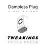 "TweaKings - ""Billet Box Dampless Plug, Regular"""