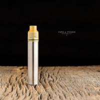 "Ohman Bmods - ""Titanium DripStick Reborn"" 14500 Mechanical Mod"