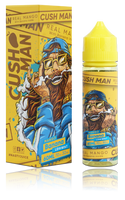 "Nasty Juice  - ""Cush Man Banana (Low Mint) (60mL)"""