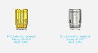 "Joyetech - ""EX Coils fits Exceed 10/Pack"""