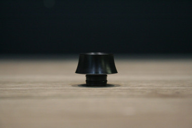 "Steam Tuners - ""T11 Black Acetal Drip Tip"""