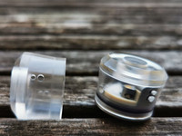 "Bell Vape by Chris Mun - ""Bell Cap Conical for Haku Venna by Haku Engineering"""