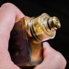 "Bell Vape by Chris Mun - ""Bell Cap SLAMMED for Convergent RDA by Fluid Mods"""