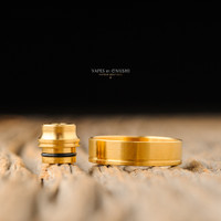 """Play Inc. - """"Play Gen 2 Beauty Ring and Drip Tip Set"""" - Gold"""