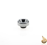 Taifun - Drip Tip 510, Silver Nugget (SS / Stainless Steel)