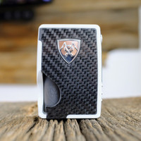 """Vicious Ant - """"Spade DNA75C CF Storm Trooper White Edition"""""""