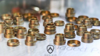 "Armor Mods - ""Burnt Bronze Titanium Cap Set for Armor 2.0"""