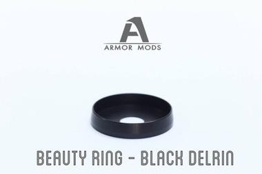 "Armor Mods - ""Armor Beauty Ring, Black Delrin"""
