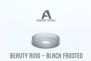 "Armor Mods - ""Armor Beauty Ring, Black Frosted"""