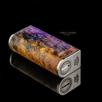 "Vicious Ant - ""Primo #724"" DNA75 Stabilized Wood Mod"