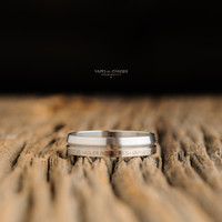 "Adler Industries - ""Mikro Ring, Titanium Beauty Ring"""