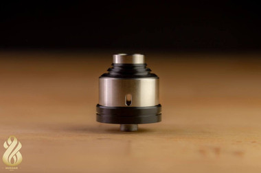 "Hussar Vapes - ""Hussar Legacy"" BF-Ready Rebuildable Dripping Atomizer"