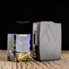 """Vicious Ant - """"Spade 21700 DNA75c (Graphite Black 307) & Dual Bottle Holder (21mm 64) Package"""