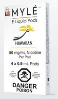 "MYLE - ""Hawaiian Pod"" (4 Pack)"