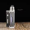 Taifun BTD RDA - Bottom Feed Dripper. Shown on Taifun Box Mod for demonstration purposes only. Mod is not included in this sale. This sale is ONLY for the Taifun BTD RDA.