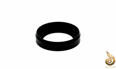 "Taifun - ""BTD Beauty Ring, 24mm, POM Black Delrin"""