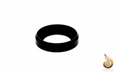 "Taifun - ""BTD Beauty Ring, 25mm, POM Black Delrin"""