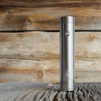 "Dicodes - ""Dani Extreme V3 - 22mm, Titanium"" 60W 18650 Regulated Tube Mod"