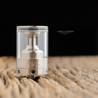 "EVL Vapors - ""Reaper V3, Polycarbonate 2mL"" RTA, Standard (DL - Direct Lung) Version"