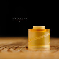 "Steam Tuners - ""Ultem Replacement Tank for Kayfun [Lite] Top Fill Kit (22mm)"""