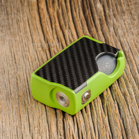 "Vicious Ant - ""Spade 21700 Mech V2, Ethereal Green / Carbon Fiber"""