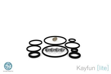 """SvoëMesto - """"Kayfun [Lite] 2019 Spare Parts Kit"""""""