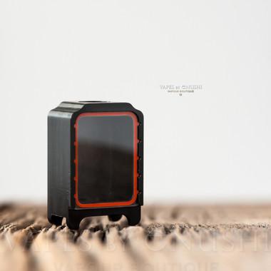 """Billet Box Vapor - """"Boro Tank for Billet Box Rev 4 (R4), Black"""