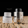 "Vapetalk Concepts Philippines - ""Loki V2"" RDA, polished SS"