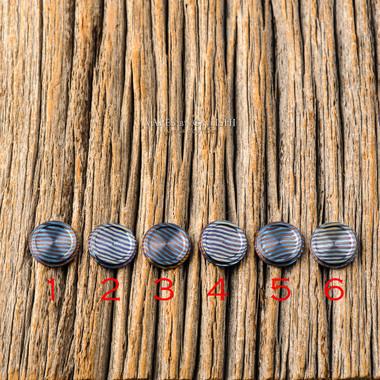 Form Custom - Billet Box Rev 4 Button, Timascus