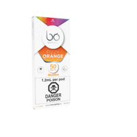 "BO Vaping - ""Fizzy Orange 50mg Cap (1/PK)"""
