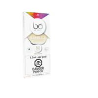 "BO Vaping - ""Vanilla Scream 50mg Cap (1/PK)"""