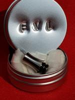 EVL Vapors - Titanium 510 Drip Tip, Shorty
