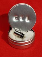 EVL Vapors - Titanium 510 Drip Tip, Finned