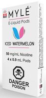 "MYLE - ""Iced Watermelon Pod"" (4 Pack)"