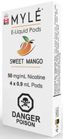 """MYLE - """"Sweet Mango Pod"""" (4 Pack)"""