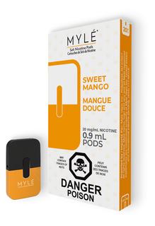 New Myle Sweet Mango Magnetic Pods in Dubai UAE