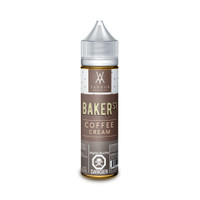 "Vapour Artisans - ""Baker Street - Coffee Cream"""