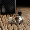 """Vicious Ant - """"Club Omega Atomizer"""" utilizes a top-airflow intake design that re-routes the air to strike the coil from low on each side of the coil, yielding even air distribution that strikes the coil all around, providing outstanding and efficient vapour and flavour production."""