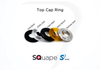 StattQualm - SQuape S[even] Top Cap Ring