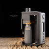 """Vicious Ant - """"Club Omega"""" uses Vicious Ant's Easy Slide bottle mechanism for quick and easy liquid refilling and bottle changes."""