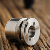 """Vicious Ant - """"Club Omega Atomizer"""" is a small and compact rebuildable atomizer that features outstanding flavour and vapour production with a top air flow design with adjustable air flow controlled externally."""
